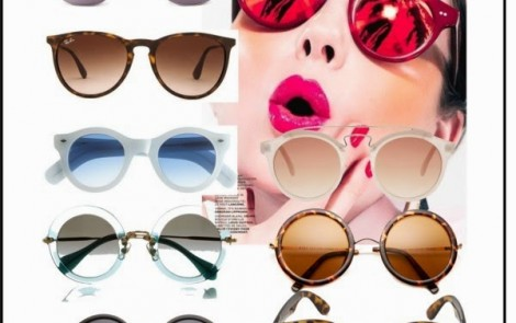 THE BEST COLORFUL SUNGLASSES