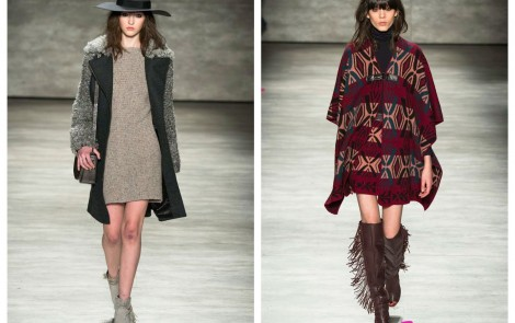 """COUNTRY CHIC"" DE LOS 70´#NYFW"