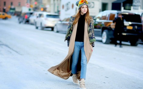 CHIARA I LOVE YOUR STYLE! #NYFW