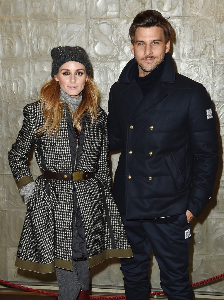 Olivia-her-husband-Johannes-showed-off-chic-outerwear